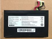 Genuine HASEE Z7M-i78172 D1 Battery Li-ion 11.4V 4100mAh, 46.74Wh  Black