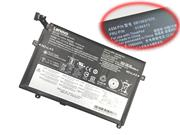 Genuine LENOVO ThinkPad E470(20H1A007CD) Battery Li-ion 11.1V 3880mAh, 45Wh , 4.05Ah Black