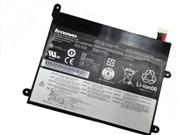Genuine LENOVO ThinkPad 1838 Tablet Battery Li-ion 7.4V 3250mAh, 25Wh  Black