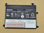 LENOVO THINKPAD 10.1IN Replacement Laptop Battery Li-Polymer 7.4V 25Wh, 3.25Ah Black