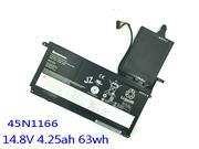 Lenovo 45N1166 45N1167 battery For ThinkPad S531 S540 Laptop, Lithium-ion, 4-Cells