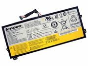 Genuine LENOVO Flex 2 Pro-15 Battery Li-ion 7.4V 600mAh, 44.4Wh  Black