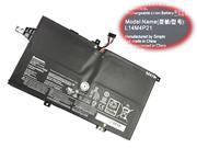 Lenovo L14M4P21 L14S4P21 Battery For M41-80 Laptop , Li-ion, 6-Cells