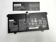 Genuine LENOVO L15L4PC1 Battery Li-ion 7.6V 5264mAh, 40Wh  Black