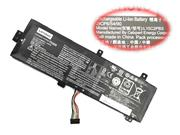 Genuine LENOVO L15M2PB2 Battery Li-ion 7.4V 4054mAh, 30Wh  Black