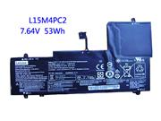 Genuine LENOVO Yoga 710-14IKB 80V40036RA Battery Li-ion 7.6V 6360mAh, 53Wh  Black