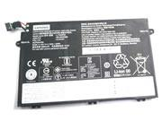 Genuine LENOVO ThinkPad R48020KRA00ACD Battery Li-Polymer 11.1V 4120mAh, 45Wh  Black