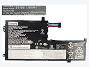 Genuine LENOVO IdeaPad L340-15IWL 81LG Battery Li-Polymer 11.25V 3280mAh, 36Wh  Black