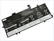 Genuine LENOVO Thinkpad Carbon X1-7th Generation Battery Li-Polymer 15.4V 3312mAh, 51Wh  Black