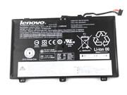 Genuine LENOVO ThinkPad S3(20AXS00100) Battery Li-ion 14.8V 3785mAh, 56Wh  Black