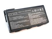 MSI BTY-L74 Replacement Laptop Battery Li-ion 11.1V 7800mAh Black