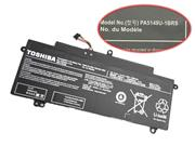 Genuine TOSHIBA Tecra Z50-A-148 Battery Li-ion 14.4V 3860mAh, 60Wh  Black