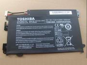 Genuine TOSHIBA W35DT-A3300 Battery Li-ion 7.6V 3000mAh, 23Wh  Black
