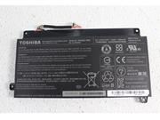 Genuine TOSHIBA Satellite Fusion 15 L55W-C5259 Battery Li-ion 10.8V 3860mAh, 45Wh  Black