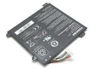 Genuine TOSHIBA Satellite Click Mini L9W-B Battery Li-ion 3.75V 5200mAh Black