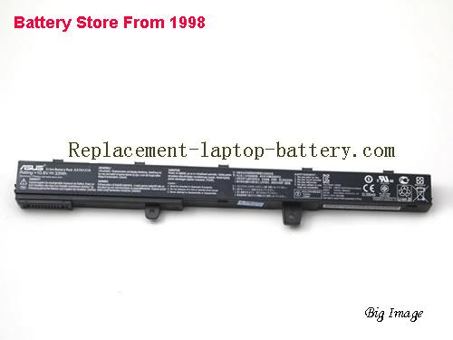 image 5 for Battery for ASUS F551MAV Laptop, buy ASUS F551MAV laptop battery here
