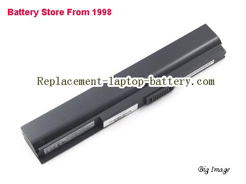 image 1 for Battery for ASUS U1E Laptop, buy ASUS U1E laptop battery here