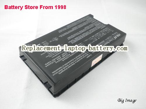 image 2 for Battery for ASUS F80S Laptop, buy ASUS F80S laptop battery here