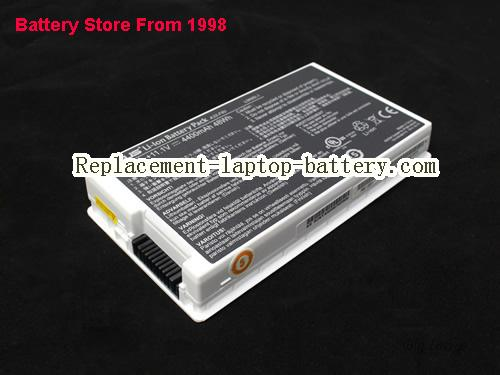 image 1 for Battery for ASUS F50 Laptop, buy ASUS F50 laptop battery here
