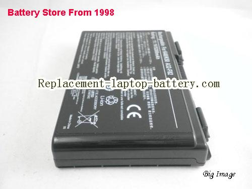 image 4 for Battery for ASUS K40IE Laptop, buy ASUS K40IE laptop battery here
