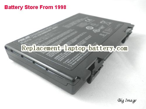 image 5 for Battery for ASUS F83S Series Laptop, buy ASUS F83S Series laptop battery here