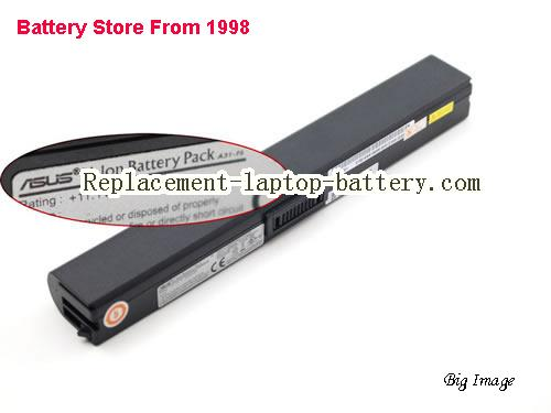 image 1 for Battery for ASUS F6A Laptop, buy ASUS F6A laptop battery here