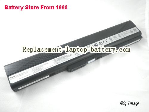 image 1 for Battery for ASUS X52JK Laptop, buy ASUS X52JK laptop battery here