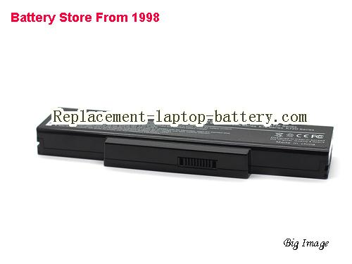 image 3 for Battery for ASUS K73SV-TY291V Laptop, buy ASUS K73SV-TY291V laptop battery here