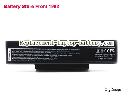 image 5 for Battery for ASUS K72K Laptop, buy ASUS K72K laptop battery here
