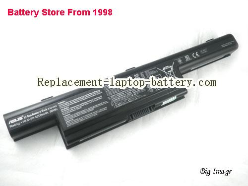 image 1 for Battery for ASUS K93SM-YZ072 Laptop, buy ASUS K93SM-YZ072 laptop battery here