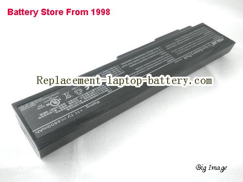 image 2 for Battery for ASUS L50 Series Laptop, buy ASUS L50 Series laptop battery here