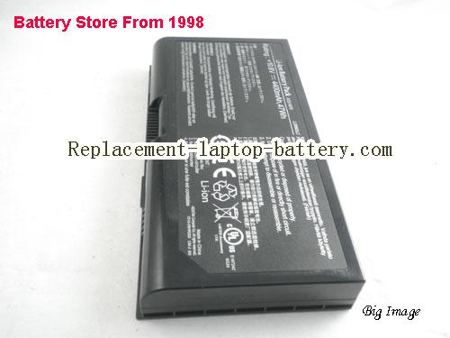 image 4 for Genuine A32-N70 A32-F70 A32-M70 A42-M70 Battery For ASUS F70 G71 M70 N70 Series Laptop