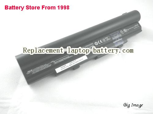 image 1 for Battery for ASUS U80v-wx051e Laptop, buy ASUS U80v-wx051e laptop battery here