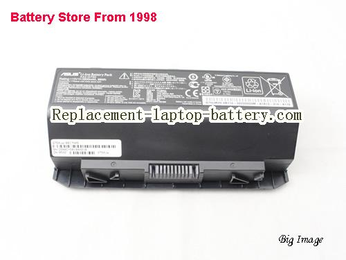 image 1 for A42-G750, ASUS A42-G750 Battery In USA