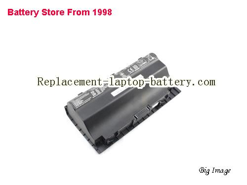 image 1 for Genuine A42-G75 battery for ASUS G75 G75V G75VM G75VW 3D G75VX Series 14.4V
