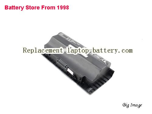image 2 for Genuine A42-G75 battery for ASUS G75 G75V G75VM G75VW 3D G75VX Series 14.4V