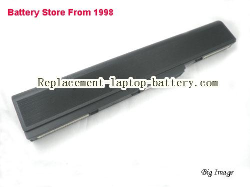 image 4 for New Genuine Asus A42-K52 8cells Battery For ASUS  K52 K52f K52jr Laptop 63WH 14.4V