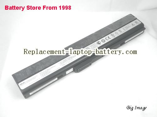 image 1 for Battery for ASUS k52jr-x2 Laptop, buy ASUS k52jr-x2 laptop battery here