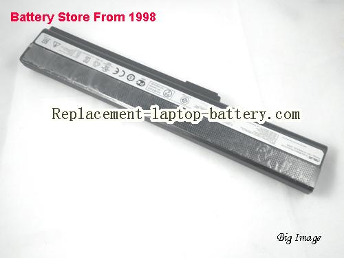 image 4 for Battery for ASUS k52jr-x2 Laptop, buy ASUS k52jr-x2 laptop battery here