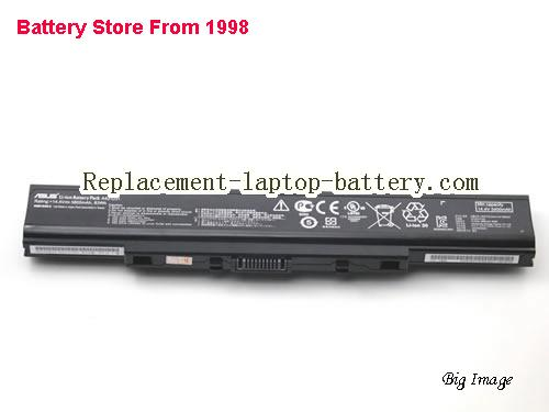 image 4 for Battery for ASUS U41S Laptop, buy ASUS U41S laptop battery here