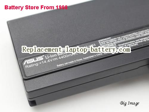 image 2 for Battery for ASUS U52F Laptop, buy ASUS U52F laptop battery here