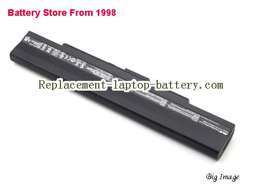 image 3 for Battery for ASUS U53F Laptop, buy ASUS U53F laptop battery here