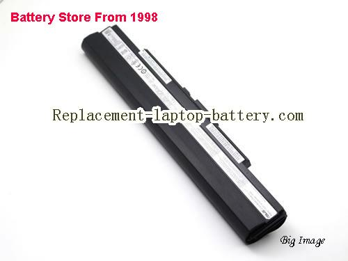 image 2 for Battery for ASUS UL80VT Laptop, buy ASUS UL80VT laptop battery here