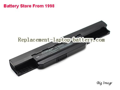 image 5 for Battery for ASUS X43JR Laptop, buy ASUS X43JR laptop battery here