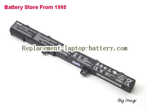 image 2 for Battery for ASUS X551MAV-RCLN06 Laptop, buy ASUS X551MAV-RCLN06 laptop battery here