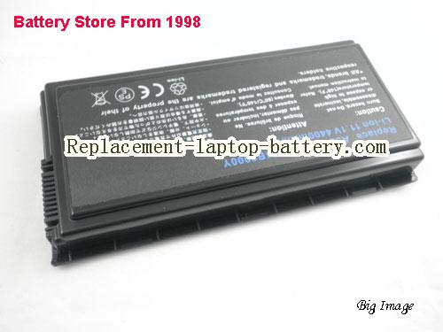 image 2 for A32-F5 Replacement  Battery For ASUS F5 F5N F5R X50R X50 Laptop