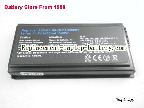 image 5 for A32-F5 Replacement  Battery For ASUS F5 F5N F5R X50R X50 Laptop