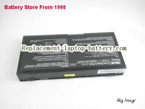 image 5 for A42-M70, ASUS A42-M70 Battery In USA