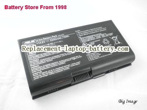 image 1 for A42-M70, ASUS A42-M70 Battery In USA
