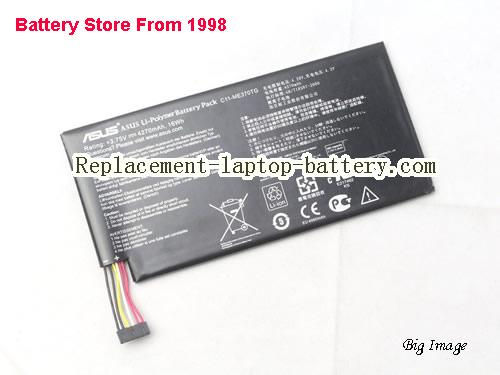 image 1 for CII-ME370TG, ASUS CII-ME370TG Battery In USA